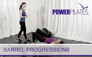 Online Workshop Video - Barrel Progressions