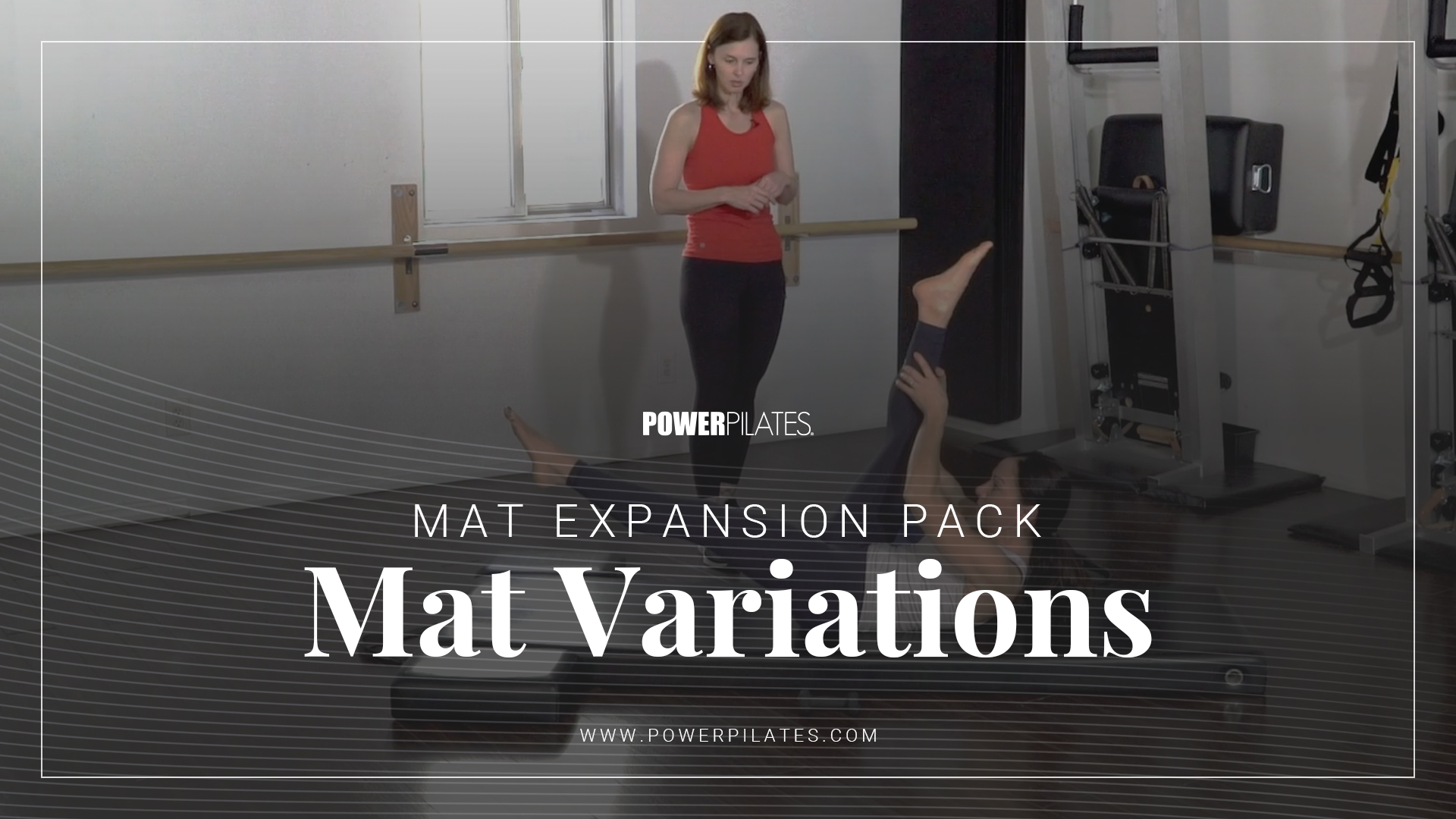Online Workshop Video - Mat Variations