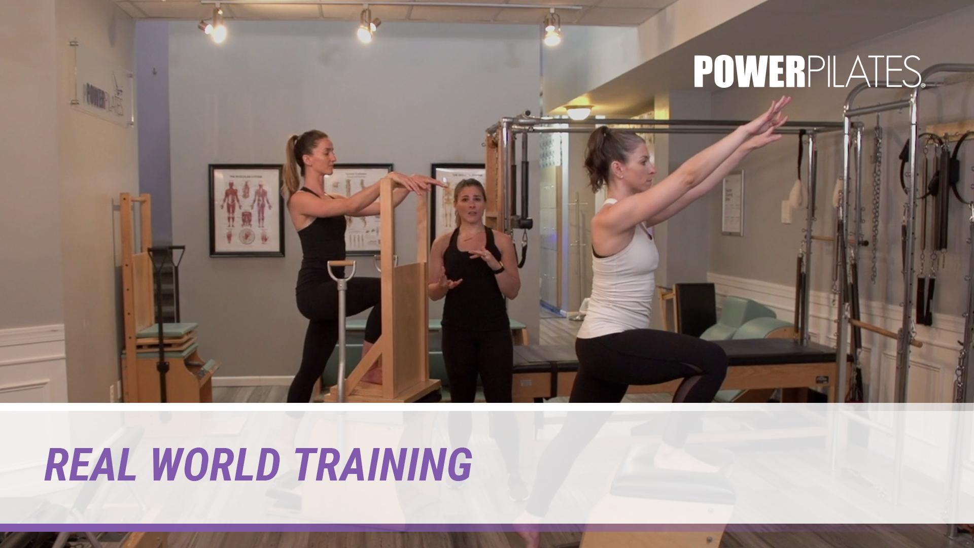 Online Workshop Video - Real World Training Strategies